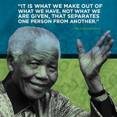 Nelson Mandela : ses 15 phrases les plus inspirantes