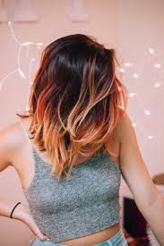 Image result for ombre for short hair