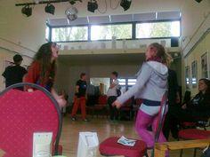 #schrei #workshop #scream #rubytuesday #berlin #girlsrockcamp
