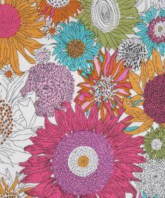 Liberty Art Fabrics Small Susanna B Tana Lawn | Fabric by Liberty Art Fabrics | Liberty.co.uk