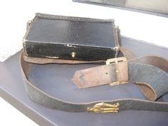 Stara torba --ładownica