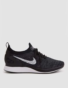 separation shoes d8efe 5d612 Nike   Women s Air Zoom Mariah Flyknit Racer in Black. Rose Gold Nike  ShoesNeon ...
