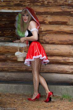 Bank robbers Transvestite