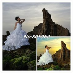 Find More Wedding Dresses Information about Stunning 2014 Sweetheart Appliques Ball Gown Wedding Dress Strapless Organza Bridal Gown Floor Lerngth Backless With Train C89,High Quality Wedding Dresses from Suzhou Romantic Wedding Dress Co. Ltd on Aliexpress.com
