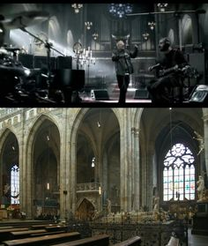 Linkin Park Numb Video Location: St. Vitus Cathedral, Prague #music locations
