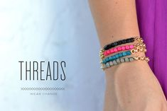 Threads is a cause driven business that changes the future of at risk youth. Check it out!
