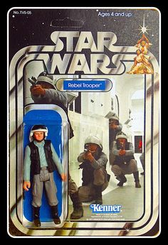 at all the collectable shows I've been to I've never seen this bad boy. Star Wars Action Figures, Custom Action Figures, Retro Toys, Vintage Toys, Jouet Star Wars, Star Wars Rebels, Star Trek, Figuras Star Wars, Star Wars Figurines