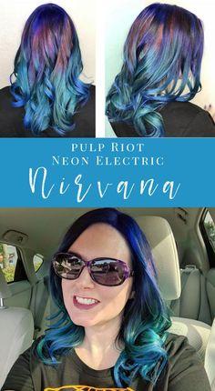 Pulp Riot Neon Elect
