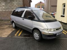 Toyota previa the egg van to us auto love pinterest toyota 7 seater toyota previa enigma 22 diesel auto 153k spares or repairs export publicscrutiny Gallery