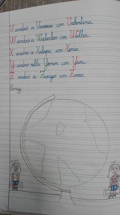 Classe Terza- Seconda Settimana- Quaderno di Grammatica- Introduzione- L'ordine alfabetico (parte I)- settembre - Maestra Anita Problem Solving, Bullet Journal, 3, Alphabet