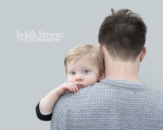 family photo shoot in studio father and son in Uckfield, East Sussex,