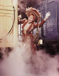 Hello Dolly. Barbra Streisand. Love this movie! And I mean Barbra....you all know how I feel about her. ;)