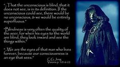 """""""...We are the eyes of that man who lives forever, because our consciousness is an eye that sees."""" ~C.G. Jung, 'Visions' p. 1016-22 ~via Isles of Light https://www.facebook.com/groups/1059433210793973/"""