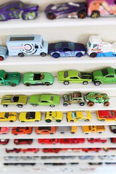 diy Car Rack shelf