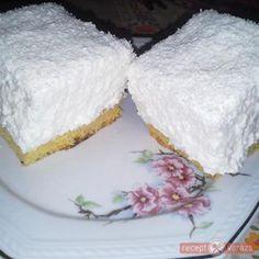 Habos raffaelló Hungarian Desserts, Hungarian Cake, Hungarian Recipes, Austrian Recipes, Austrian Food, Biscotti, Crackers, Vanilla Cake, Ale