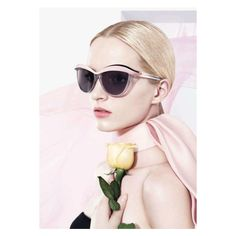Dior ❤ liked on Polyvore featuring accessories, eyewear and sunglasses