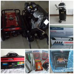 Power tools, hand tools, saws, air compressors, pressure washers, tables, end tables, coffee tables, chairs, antiques, linens, flatware, electronics, and more. Ayers Auction & Real Estate, Oneida, Tn. Lic#3949, 15% Buyer's Premium. Tools are store returns, opened and unopened boxes.