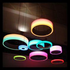 Mall lighting