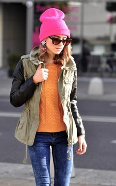 fall style with beanies @}-,-