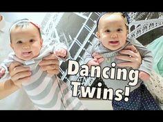 Dancing Twins! - Dancember 03, 2014 - itsJudysLife Daily Vlog