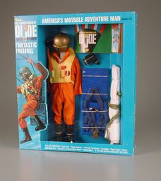 105.42: G.I. Joe Fantastic Freefall 7423 | play set