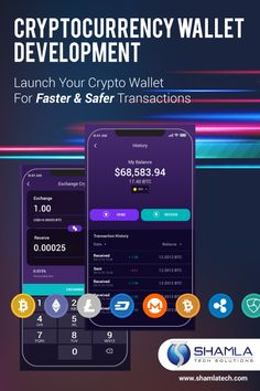 Launch your Crypto Wallet For Faster Transactions My Balance, Ui Web, Cryptocurrency, Product Launch, Wallet, Pocket Wallet, Diy Wallet, Purses