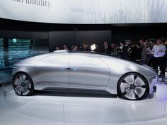 Don't go bonkers because we already have! The Mercedes Bonkers self-driving concept is roaming SF! Without a doubt the most bonkers, futuristic thing seen in a long time and people are loving it.  http://www.wired.com/2015/03/mercedes-bonkers-self-driving-car-concept-roaming-san-francisco/