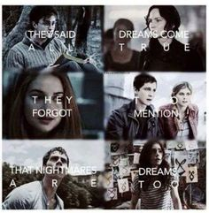 harry potter, hunger games, divergent, percy jackson, maze runner, mortal instruments