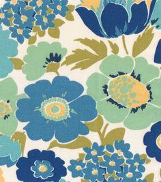 Keepsake Calico Fabric- Capri Large Floral & quilting fabric & kits at Joann.com