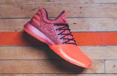 e2147ab63 adidas Harden Vol 1 Red Glare Release Date - Sneaker Bar Detroit