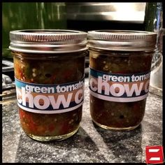 Come the fall, your gonna WANT this green tomato chow chow recipe.