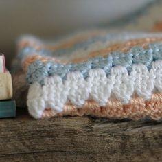 Modern Granny Blanket - Daisy Farm Crafts Instagram