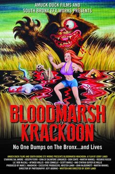 Bloodmarsh Krackoon