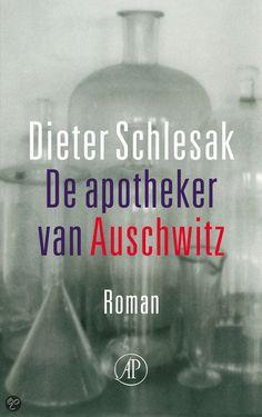 De apotheker van Auschwitz is een van de meest authentieke, precieze en schokkende boeken die er ooit over de Holocaust zijn geschreven. Het is een zeer realistisch portret van het concentratiekamp Auschwitz, vooral van de doodsfabriek Birkenau, waar een Roemeense apotheker, dr. Victor Capesius, assistent van Mengele, een belangrijke rol speelde bij de selectie en vergassing. http://www.bol.com/nl/p/de-apotheker-van-auschwitz/1001004008563580/