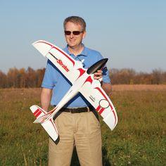 Firebird Stratos R/C Airplane - Sporty's Wright Bros