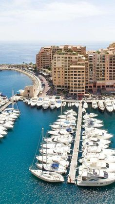 Monaco, been there and miss that beautiful water