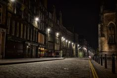 High Street, Royal Mile, Edinburgh