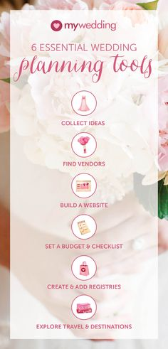 Visit mywedding.com and sign up to get immediate access to unlimited inspiration, access to the best local vendors and a suite of free wedding planning tools designed to help you bring your unique celebration to life.