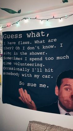 Mia, if you see this please don´t attack me for pinning something from the office, I still don´t like the show but this is funny -Madison Stupid Funny Memes, Funny Relatable Memes, Haha Funny, Funny Quotes, Hilarious, Funny Office Quotes, Funny Stuff, Qoutes, Dating Humor