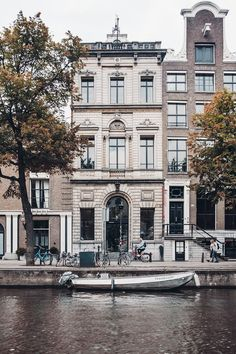 19 iPhone Xs Wallpapers Of The Most Beautiful City: Amsterdam - Iphone XS - Ideas of Iphone XS for sales. - Amsterdam iPhone Wallpaper Collection by Preppy Wallpapers City Wallpaper, Wallpaper Backgrounds, Iphone Wallpapers, Wallpaper Quotes, Architecture Wallpaper, Most Beautiful Wallpaper, White Building, Amsterdam Travel, Most Beautiful Cities