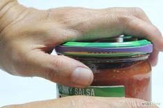 Secretos de cocina: 31 trucos para resolver y evitar problemas - Cómo destapar un frasco sin esfuerzo