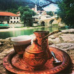 Bosnian coffee,  Konjic,  Bosnia&Herzegovina
