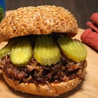 Slow Roasted Pork Sandwiches