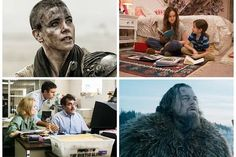 Oscar Nominations: 'The Revenant' and 'Mad Max: Fury Road' Lead Nominees (Full List)
