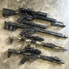 AR's to suit all your needs. Weapons Guns, Airsoft Guns, Guns And Ammo, Tactical Rifles, Firearms, Shotguns, Armas Airsoft, Gun Vault, Custom Guns