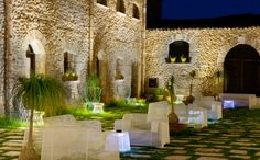 Castle with view http://www.initalywedding.com/home-en