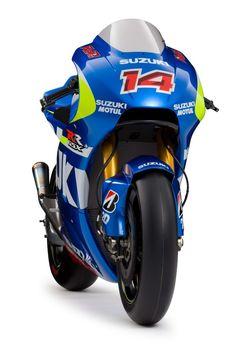 SUZUKI GSXRR 1000 MotoGP 2015