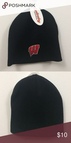 Black Badgers hat New. Accessories Hats
