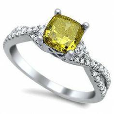 cushion cut diamond pieces - Google Search