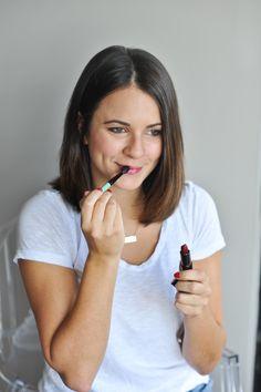 mary kay lipstick, h